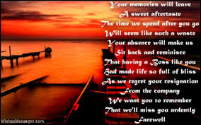 goodbye quotes for boss leaving quotesgram
