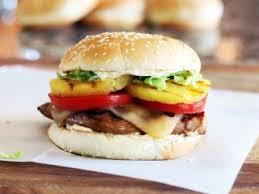 red robin teriyaki en burger