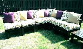 outdoor cushions on brilliant interior