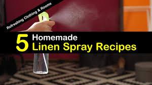 5 fast easy diy linen spray recipes