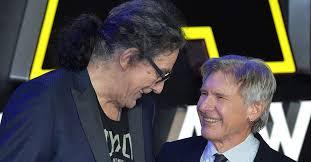 Harrison Ford Bids Farewell to 'Star Wars' Co-Star Mayhew | Time