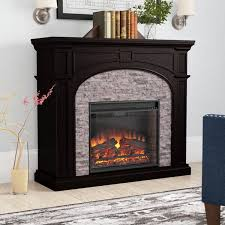 boyer traditional electric fireplace