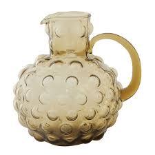 small glass pitcher wayfair