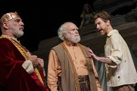 Vengeance turns to forgiveness in Notre Dame Shakespeare ...