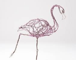 Celia Smith UK Exhibition | Wire art sculpture, Chicken wire ...