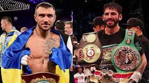 Vasyl Lomachenko vs Jorge Linares ...