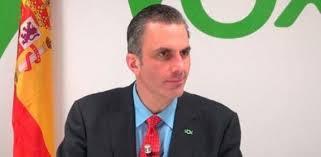 Javier Ortega Smith-Molina - Olive Press News Spain