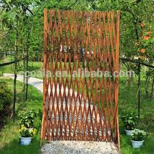Wooden Garden Fence Panels Outdoor Patio Fencing Folding Plants Flower Trellis Buy Wood Expanding Trellis Arbor Garden Trellis Portable Trellis Screens Product On Alibaba Com