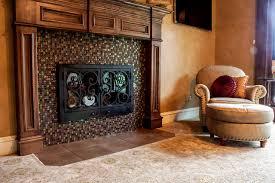 southlake texas fireplace remodel