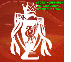 Liverpool Football Club 19 20 Champions Lfc United Uk Bpl Vinyl Decal Sticker Fc Ebay