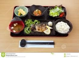 Grilled Mackerel In Japanese Cuisine ...