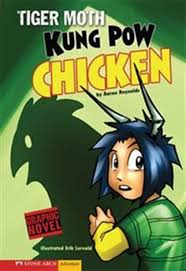 Kung Pow Chicken: Tiger Moth, Book by Aaron Reynolds (Paperback)    www.chapters.indigo.ca