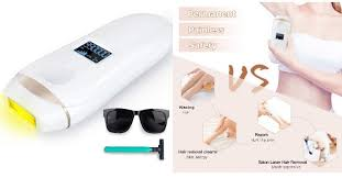 flashes ipl laser hair removal