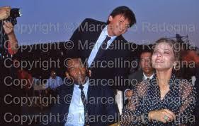 Marcellino Radogna - Fotonotizie per la stampa: Pelè con Ornella ...