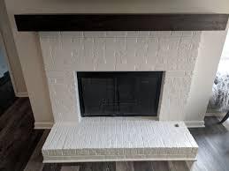 how to modernize fireplace mesh screen