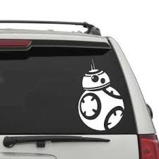Star Wars Bb8 Vinyl Window Laptop Wall Decal You Choose The Etsy