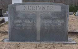 Martha Adeline Taylor Scrivner (1860-1936) - Find A Grave Memorial