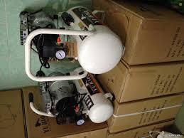 Thanh lý máy nén khí,máy bơm hơi mini sử dụng gia đình hoặc công trình -  TP.Hồ Chí Minh - Five.vn