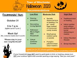 Halloween 2020   Winchester, MA - Official Website