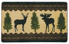 woolrich woodland bath rug cabin place