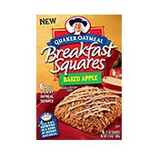 quaker oatmeal breakfast squares review