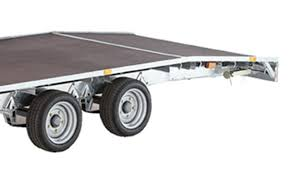 Beavertail Car Transporters - West Wood Ifor Williams Car Trailers