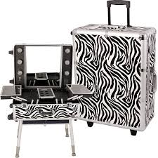 professional studio makeup case with
