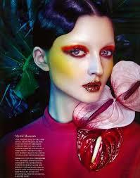100 avant garde makeup looks