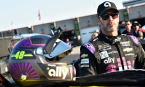 INTERVIEW: Patience? Jimmie Johnson has no time for that | RACER