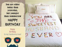 birthday celebration ideas for husband