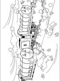 Thomas De Trein Kleurplaten Topkleurplaat Nl