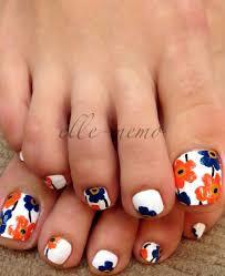 pretty toenail art designs victoria s
