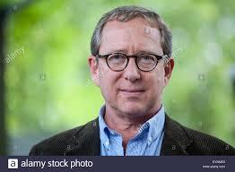 American freelance writer, Adam Begley, appearing at the Edinburgh Stock  Photo - Alamy