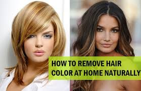 hair color from hair naturally
