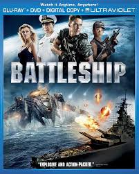 Amazon.com: Battleship [Blu-ray]: Alexander Skarsgård, Liam Neeson ...