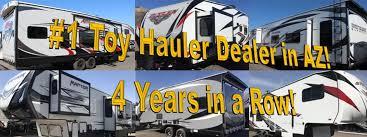 travel trailer toy hauler rv s