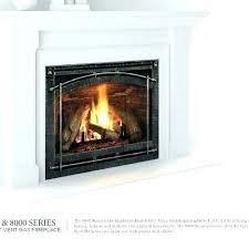 enchanting fake fireplace log inserts