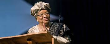 Book President Ellen Johnson Sirleaf for Speaking, Events and ...