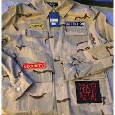 refusion runaway jacket beige