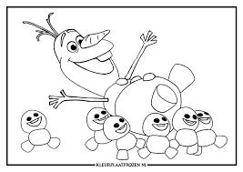 Olaf Frozen Kleurplaat Frozen Coloring Pages Disney Coloring
