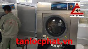 Dàn máy thiết bị giặt là công nghiệp Danube thi công và lắp đặt tại Vĩnh...