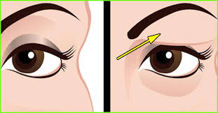 eye makeup for droopy eyes
