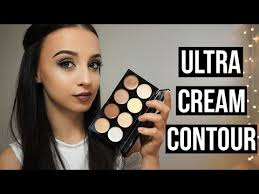 makeup revolution ultra cream contour