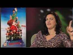 Sarah Smith Interview -- Arthur Christmas | Empire Magazine - YouTube