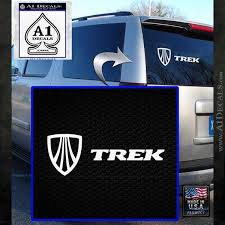 Trek Bicycles Logo Mountain Bikes Vinyl Decal Sticker A1 Decals