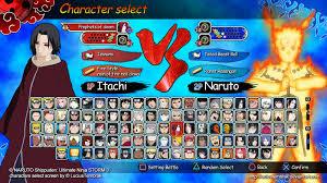 WateR's Blog * Uchiha Family: [PS3] Naruto Shippuden Ultimate Ninja Storm 3  ISO