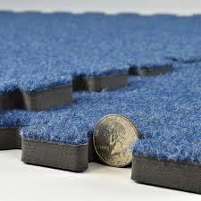 benefits of royal interlocking carpet tiles