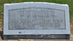 Ada Bell Stewart Turner (1878-1960) - Find A Grave Memorial