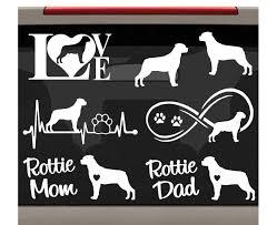 Pit Bull Mama Pitbull Decal Sticker For Car Window 7 50 Inch Bg 136 Decor Decals Stickers Vinyl Art Home Garden