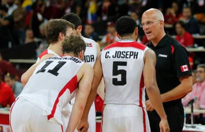 """Image result for Jay Triano Is A Canadian Coaching Canada's NBA Team"""""""